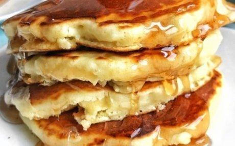 Good Old Fashioned Pancakes Recipe