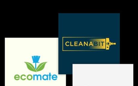 Cleaning Logo Design | Maintenance Logo Design