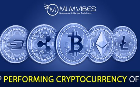5 Top Performing Cryptocurrencies of 2018