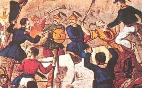 1) Opium Wars (1839-1860)