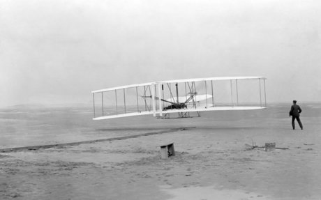 The Wright Stuff: How Man Learned to Fly