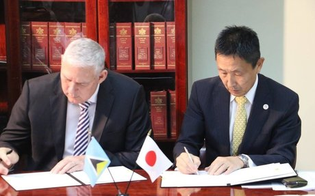 Japan Donates Towards Local Development Once Again