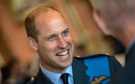 Prince William has launched an initiative to improve mental health at work