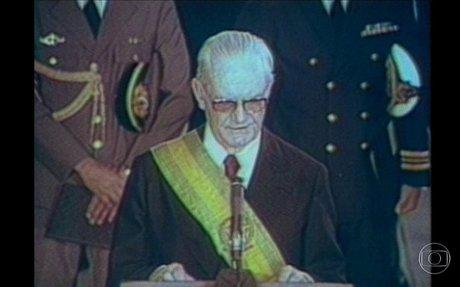 Jornal Nacional | Documento da CIA diz que o ex-presidente Ernesto Geisel manteve a políti