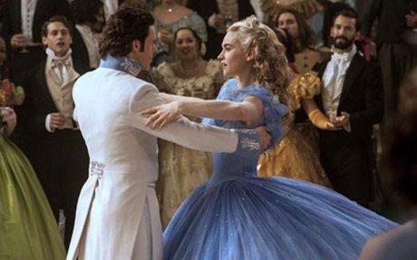 Disney's Live-Action Cinderella Is Thrillingly Sincere