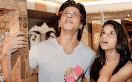 SRK's 7 rules for guys hoping to date his daughter Suhana