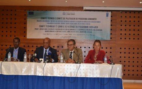 Cabo Verde acolhe reunião do Programa Go-wamer