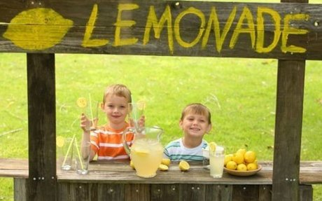 Is your kid's lemonade stand legal?  by Jen Savedge