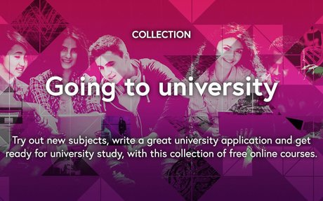 Going to University - Free Online Courses - FutureLearn