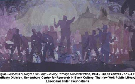 Smithsonian Museum Presents a Major Retrospective of African American Modernist Aaron Doug