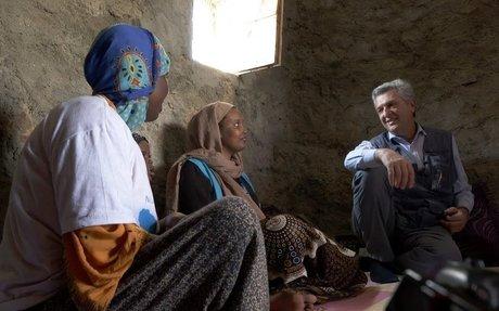 UN Refugee Chief praises Djibouti's progressive refugee policies