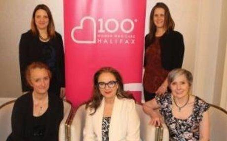 100+ Women Who Care Halifax celebrate fifth anniversary