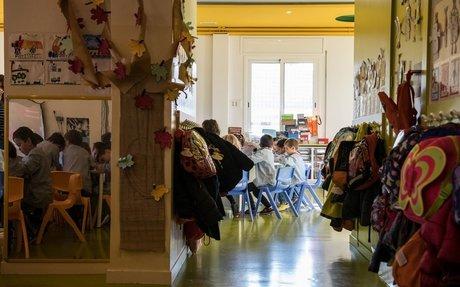 Escola ordinària i educació especial: colze a colze per la inclusió.