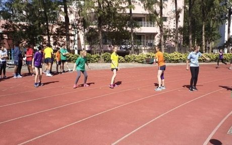 Sports Day Relays