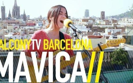 MAVICA - FIRE on Balcony TV Barcelona