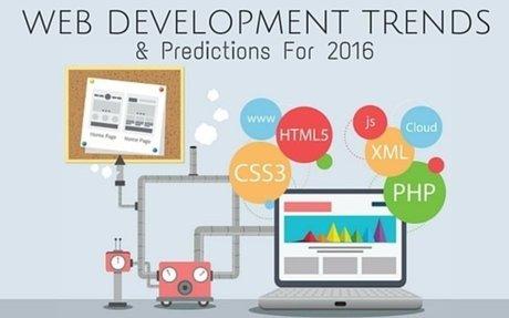 New 2018 web development tools & technologies to watch