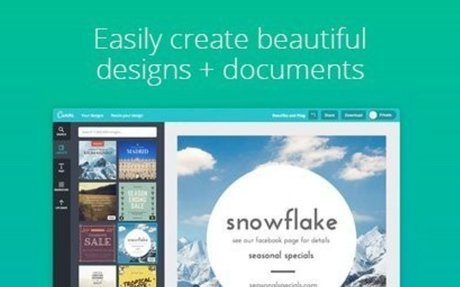 Canva: Design presentations, social media graphics, and more with thousands of layouts