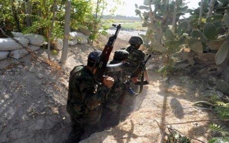 """شبكة عاجل تدخل """"زبدين"""" في الغوطة الشرقية"""