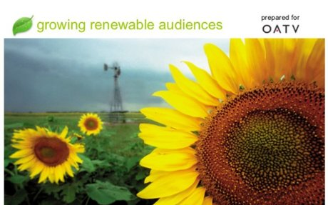 Growing renewable audiences (a talk at O'Reilly Alphatech Ventures)