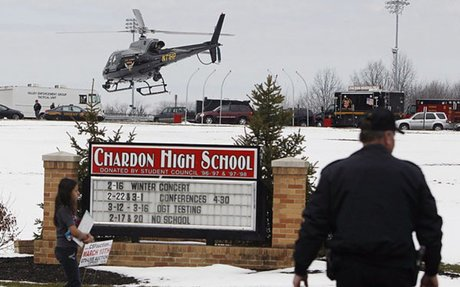 Ohio School Shooting: Why Parents Are to Blame