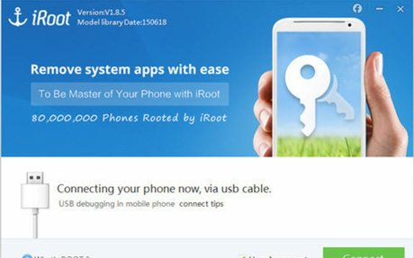 Download iRoot Application 1.8.8.20457 (All Versions) - Free Android Root