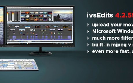 ivsEdits | Best Video Editing Software for Windows