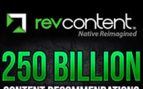 Revcontent - The World's Fastest Growing Content Recommendation Network