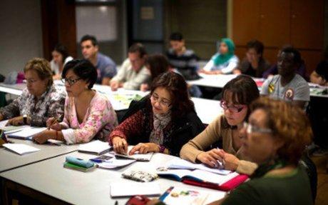 Nova oferta de cursos de català per a tots els nivells al Consorci per a la Normalització.