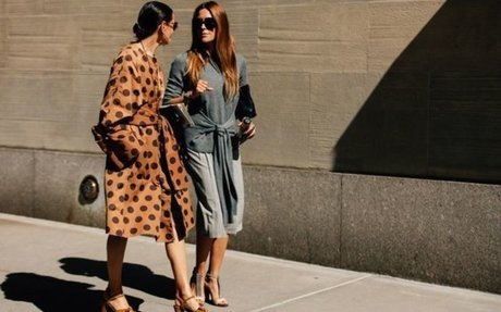 The Best Street Style Looks From New York Fashion Week SS18