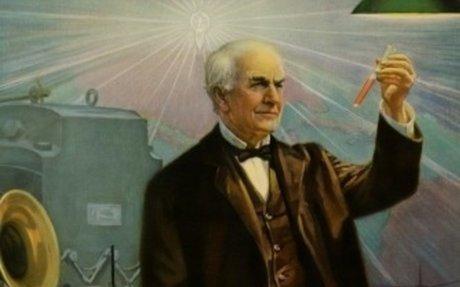 9) Thomas Edison