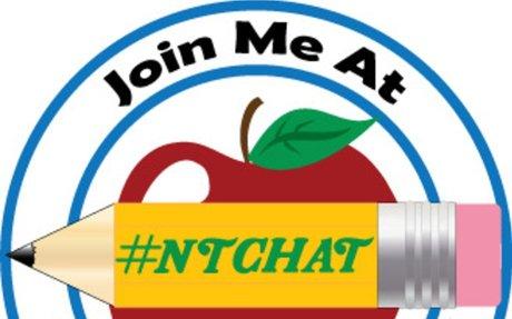 New Teacher Chat #ntchat