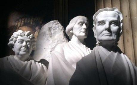 19th Amendment - Women's right to vote