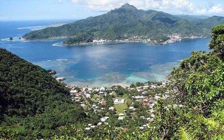 Pago Pago, American Samoa
