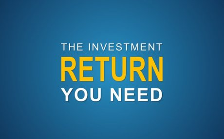 The Return You Need