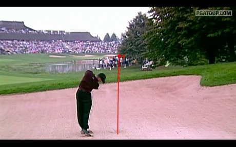 BREAKING DOWN TIGER'S LEGENDARY CANADIAN OPEN BUNKER SHOT