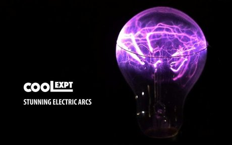 Cool Experiments: Stunning Electric Arcs