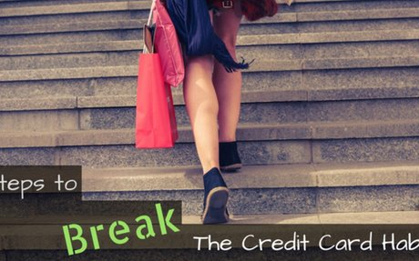 10 Tips to Break the Credit Card Habit
