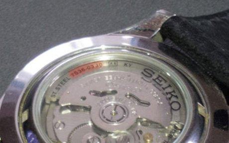 Seiko Date Finder