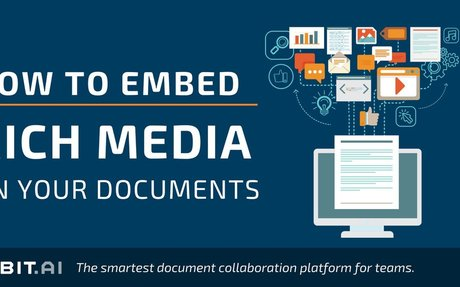 Embed Rich Media: How To Add Rich Media Embeds In Documents