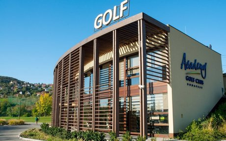 Listing page:  etterem.hu: Academy Golf Budapest - Virtual tour