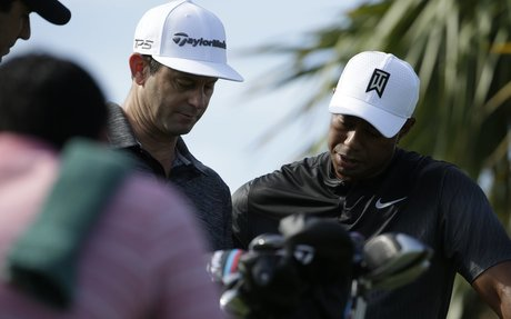 INSIDE A TIGER WOODS EQUIPMENT TESTING SESSION