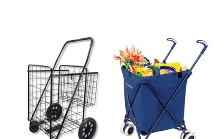 Top Rated Heavy Duty Shopping Carts