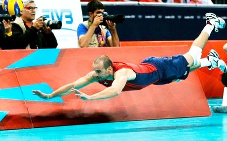 Top 50 Best Volleyball Dig   Legendary Defense   Incredible Volleyball Actions