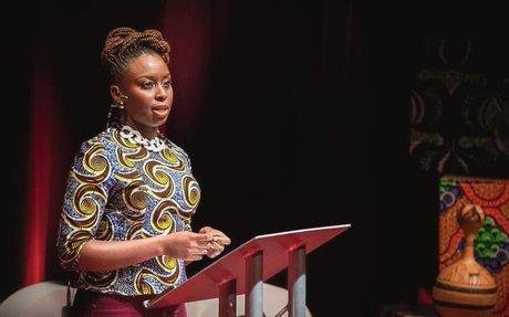Chimamanda Ngozi Adichie: We should all be feminists