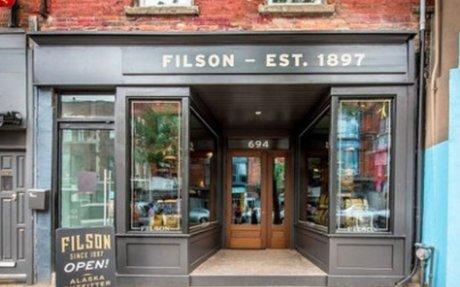 Inside Filson's Newly Opened Toronto Store [Photos]