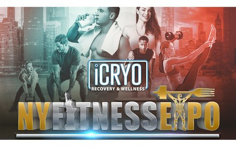 iCRYO Named Title Sponsor of New York Fitness Expo