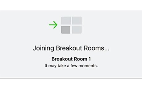 The Ups and Downs of Zoom Breakout Rooms: Spring vs. Fall