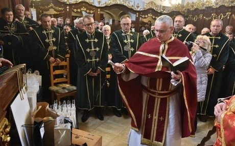 Immár 12. alkalommal rendezték meg Győrben az Országos Szent Miklós Napi Pálinka Ünnepet
