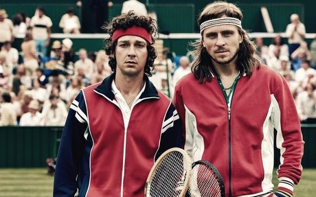 'Borg vs. McEnroe': Game, Set And An Unlikely Match