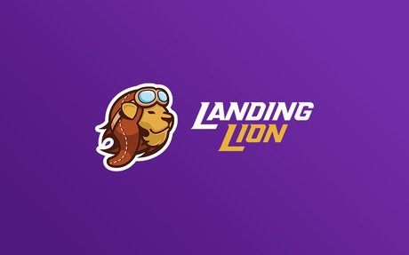 Landing Lion - The web's best way to build the web.